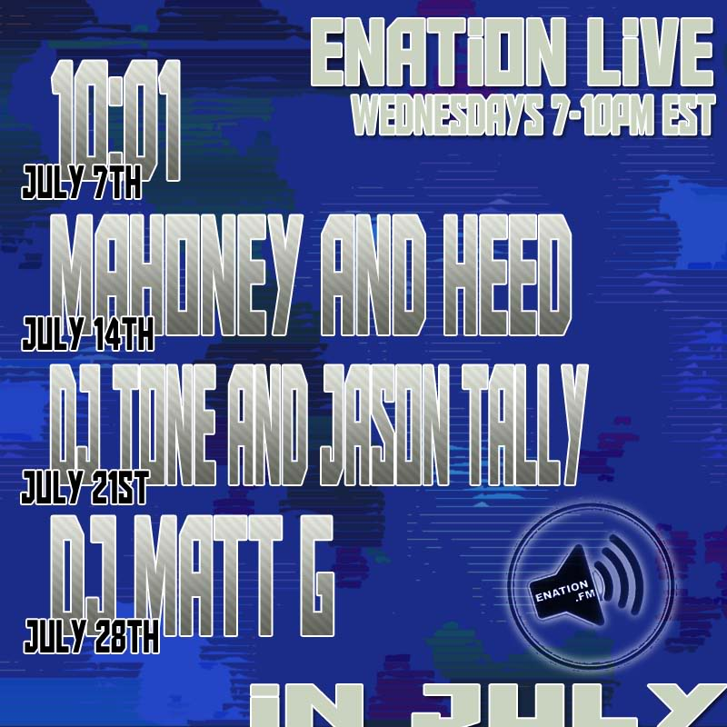 eNation Live in July