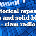 Airs on June 7, 2018 at 04:00PM Hosted by the Glaswegian duo (Stuart McMillan and Orde Meikle.) Thursdays at 4pm