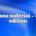 Airs on April 27, 2020 at 01:00PM Stefano Noferini Presents Club Edition