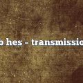 rob hes – Transmissions