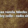 Airs on September 16, 2016 at 04:00PM cristian varela 4decks peter bailey celle on enationFM