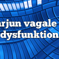 arjun vagale – dysfunktion