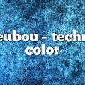 Beubou – Techno Color