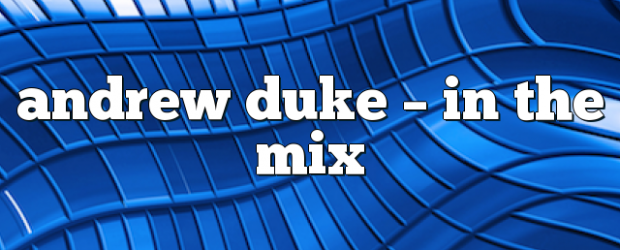 Airs on March 15, 2018 at 02:00PM Andrew Duke on enationFM you may also like: Andrew Duke – In the Mix Andrew Duke – In the Mix Andrew Duke – […]