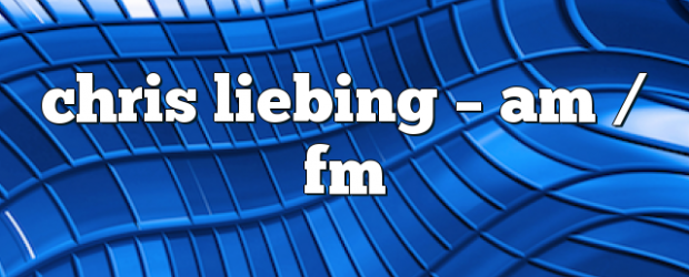 Airs on April 18, 2018 at 11:00AM Liebing, ripping-up the decks you may also like: chris liebing – AM / FM chris liebing – AM / FM chris liebing – […]