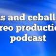 Airs on July 16, 2018 at 07:00AM Chus and Ceballos have been the pioneers and creators of the underground movement known as IBERICAN SOUND.