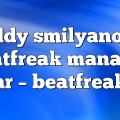teddy smilyanova beatfreak manager ar – Beatfreak