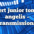 robert junior tony di angelis – Transmissions