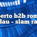 roberto b2b roman lindau – Slam Radio
