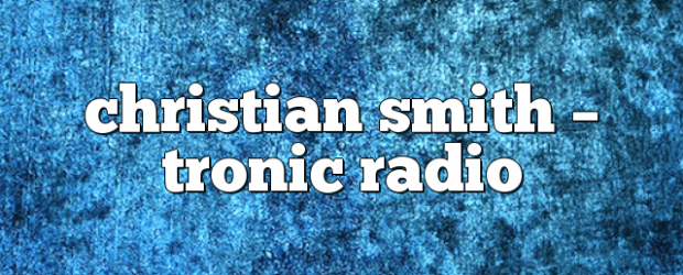 Airs on September 12, 2018 at 04:00PM Tune In to listen to Smith's big room sounds