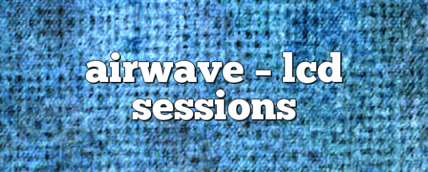 Airs on October 10, 2018 at 01:00PM each week you are guaranteed 60 mins of pure trance euphoria you may also like: Airwave – LCD Sessions Airwave – LCD Sessions […]
