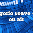 Airs on October 15, 2018 at 11:00AM Gregorio Soave on enationFM