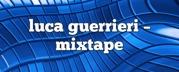 Airs on November 12, 2018 at 02:00PM Mixtape Radio Show – Your Weekly Dose of House Music. Mondays at 2pm you may also like: Luca Guerrieri – Mixtape Radio Show […]