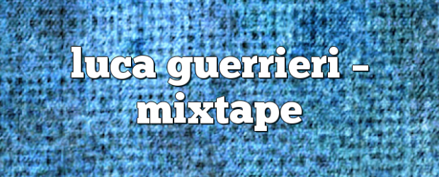 Airs on December 10, 2018 at 02:00PM Mixtape Radio Show – Your Weekly Dose of House Music. Mondays at 2pm you may also like: Luca Guerrieri – Mixtape Luca Guerrieri […]