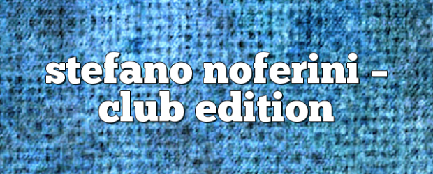 Airs on December 3, 2018 at 01:00PM Stefano Noferini Presents Club Edition you may also like: Stefano Noferini – Club Edition Stefano Noferini – Club Edition Stefano Noferini – Club […]