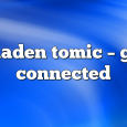 Airs on March 14, 2020 at 08:00PM Mladen Tomic on enationFM