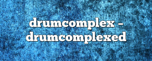 Airs on April 30, 2020 at 07:00AM In his weekly show, @drumcomplex features his own live mixes from all around the globe and familiar guests artists. – Thursdays at 7am