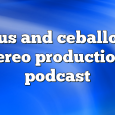 Airs on June 1, 2020 at 07:00AM Chus and Ceballos (@chusceballos) have been the pioneers and creators of the underground movement known as IBERICAN SOUND.