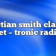 Airs on August 12, 2020 at 04:00PM Tune In to listen to Smith's big room sounds