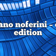 Airs on September 7, 2020 at 01:00PM Stefano Noferini Presents Club Edition