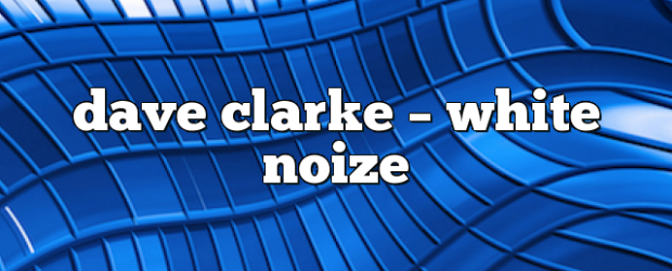 Airs on October 22, 2020 at 03:00PM White Noise is one of the world's longest enduring Techno radio shows, presented by the Baron of Techno.