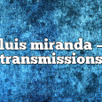 Airs on December 1, 2020 at 02:00PM In the Transmissions radio show you can enjoy Boris' sets along with other incredible guests.