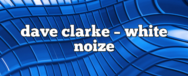 Airs on January 14, 2021 at 03:00PM White Noise is one of the world's longest enduring Techno radio shows, presented by the Baron of Techno.