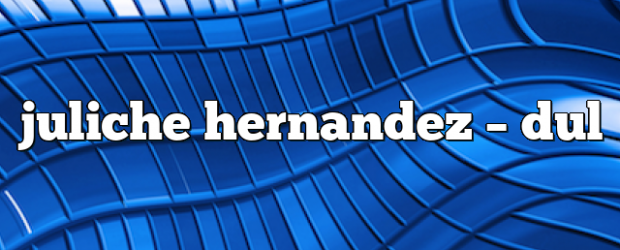 Airs on September 12, 2021 at 07:00PM juliche hernandez on enationFM